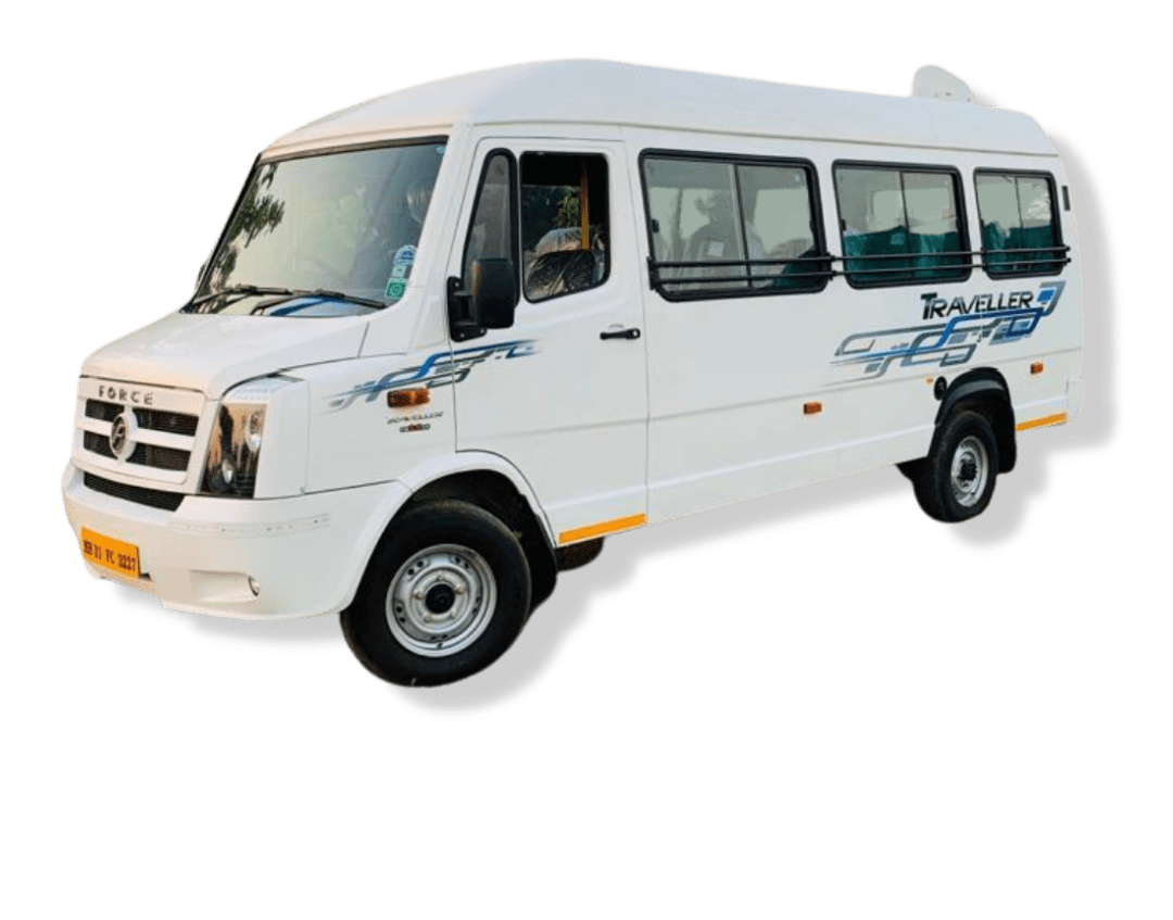 hire force tempo traveller in noida, greater noida & ghaziabad